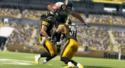 Madden NFL Football is the most famous football video game of all time. The gameplay is very realistic and you can build your own character.