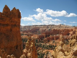 Bryce Canyon in Spring