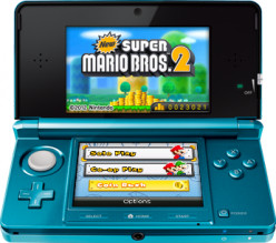 Why should I get a Nintendo 3DS?