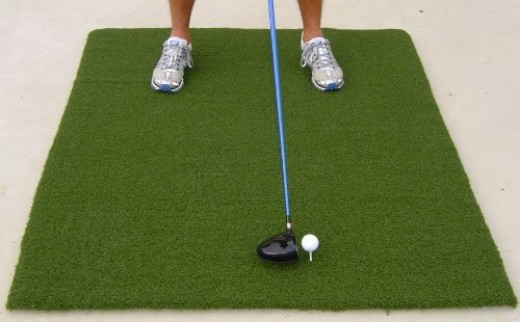 Review Of The 5 Best Golf Practice Mats For Every Budget