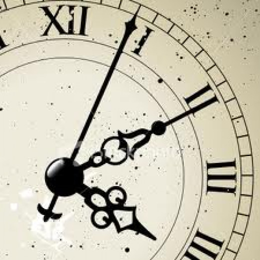 Is the clock really ticking?