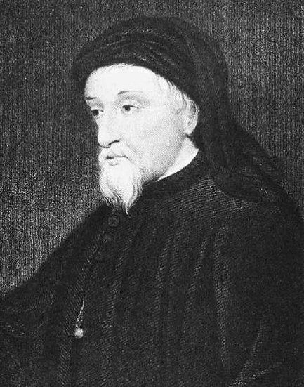 Chaucer, author of The Knights Tale