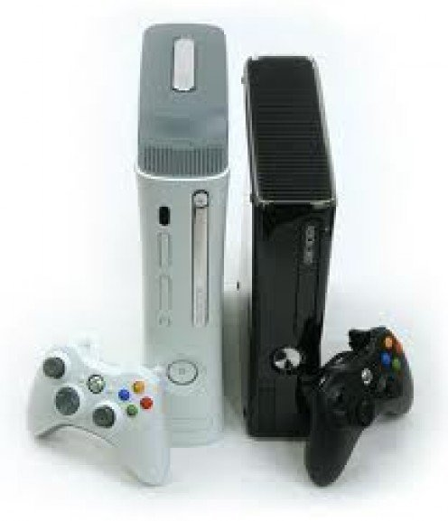 The Xbox 360 video gaming console is made by Microsoft and it has some top of the line video games on the market.
