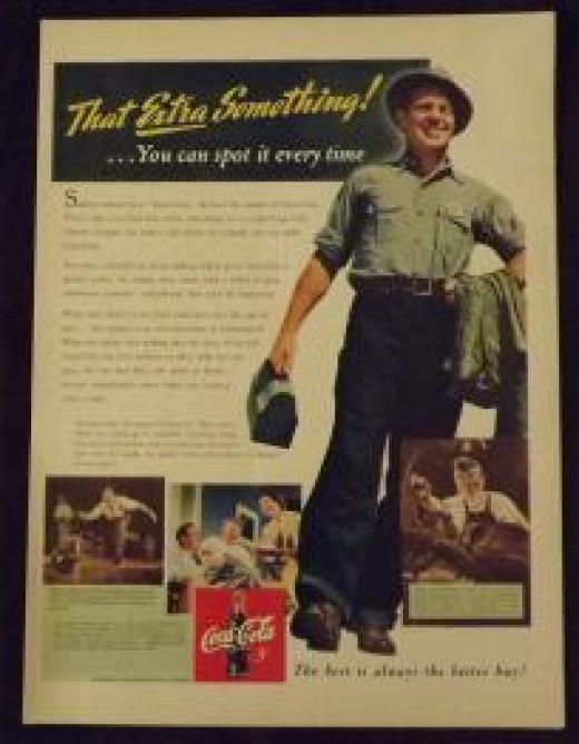 1942 Coca-Cola Ad