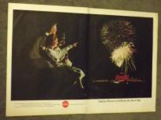 1962 Coca-Cola Ad
