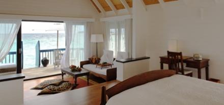 Dhoni suite, interior