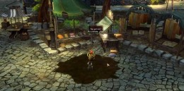 Guild Wars 2 Use Thief Weapon Skills and shadowstep to defeat bandits