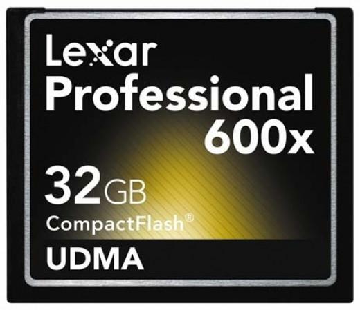 A Compact Flash Memory Card
