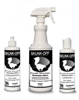 Skunk Odor Eliminator Kit