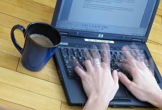 Writing fast