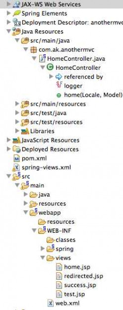 How to code SpringMVC in Spring Tool Suite: an introduction for Eclipse users.