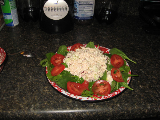 Chicken Salad Recipes - I have lots!