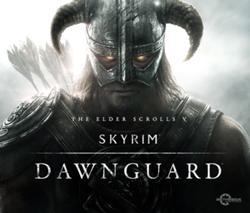 Poster Art for Skyrim: Dawnguard DLC