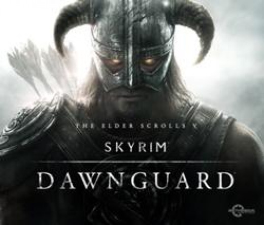Poster Art for Skyrim: Dawnguard DLC