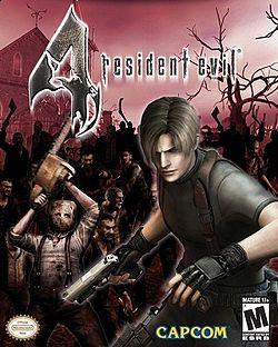 Box Art for Resident Evil 4