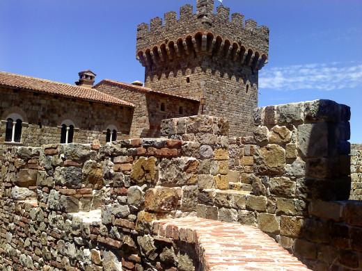 The orginal spanish turret