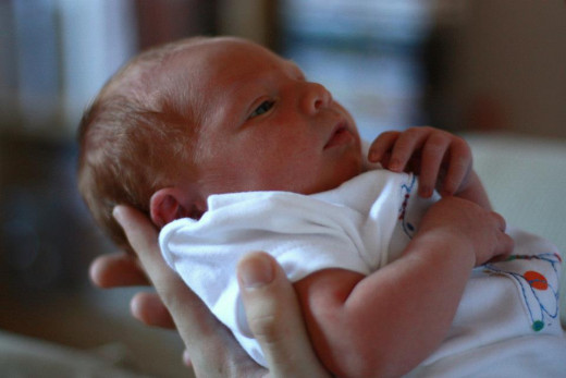 The birth of my son has resulted in a steep learning curve on how to deal with a crying baby