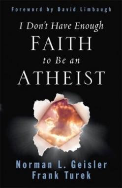 It Takes Faith to be An Atheist?