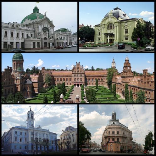 Czernowitz, Ukraine
