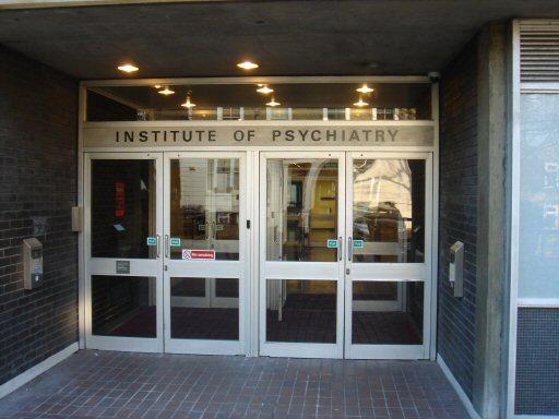 Institute of Psychiatry London UK