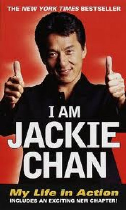 "Book, ""I Am Jackie Chan"""