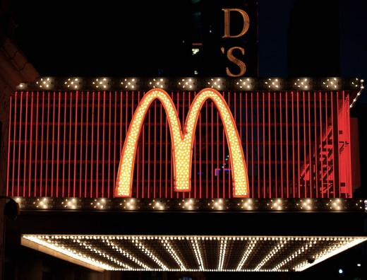 McDonald's is one of the world's most recognizable franchises.