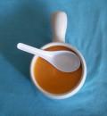 Rosa's Simple Creamy Tomato & Chickpea Soup