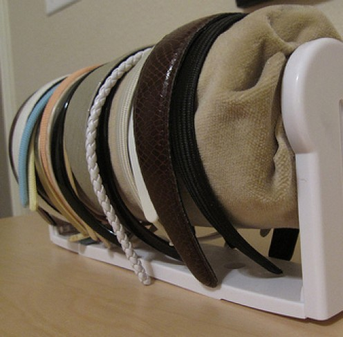 A teen can never own too many headbands.