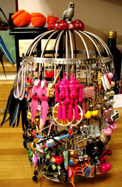 Earring styles are as varied as the teen girls who wear them!