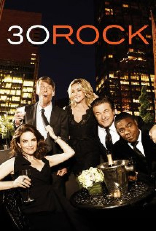 30 Rock airs its final seaosn on October 4, 2012
