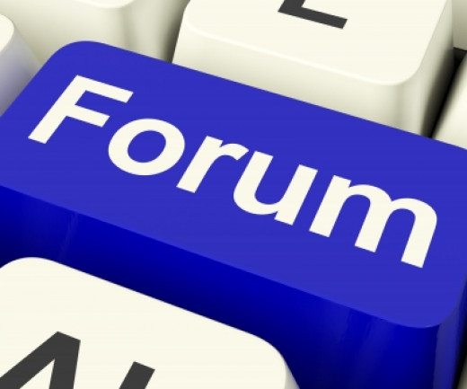 Online Forum Marketing