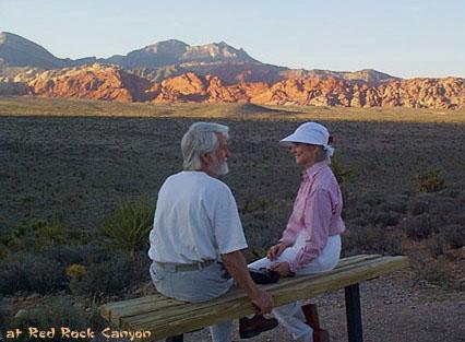 Red Rock - near Las Vegas, 1998