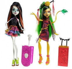 New Scaris City Of Frights Monster High Dolls