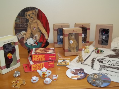 Other Steiff Collectibles