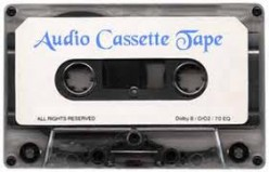Music Tapes were invented to replace records.Eventually Cassette tapes were replaced  by Compact Discs or CD's.which were far better than cassettes.
