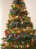 My Funny Family Dog Story about How NOT to Decorate a Christmas Tree!