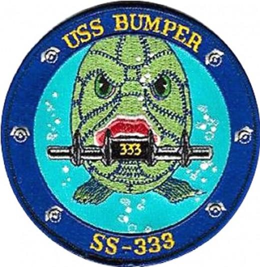 USS Bumper patch