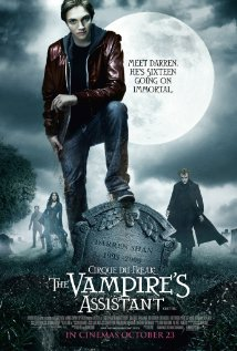 Movie Poster of The Vampire's Assistant