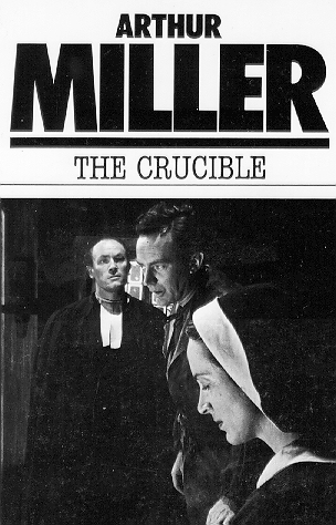 Cover of The Crucible