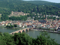 Heidelberg, Germany -- a beautiful city located in the Black Forest