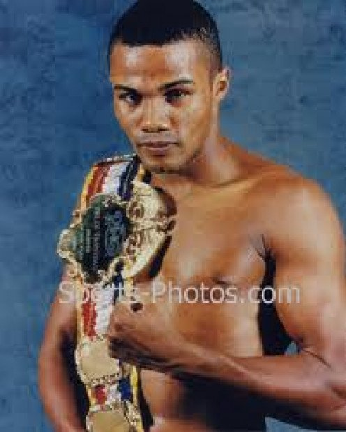 Felix Trinidad won titles in three weight classes. His left hook was one of the best in the business and it laid out many opponents.