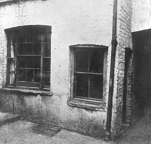 Mary-Jane Kelly's room - Day of the murder