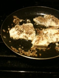Make Fried Fish with Parmesan Cheese