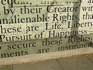 We hold these truths to be self-evident!
