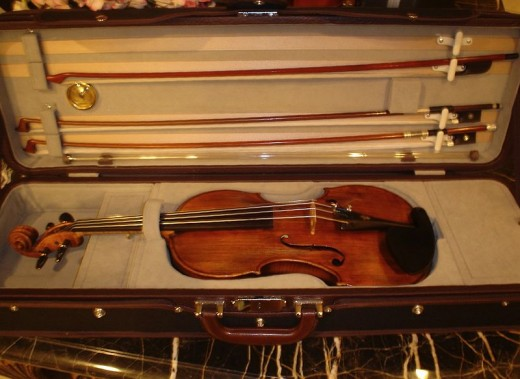 What you need to know about buying a violin for a child