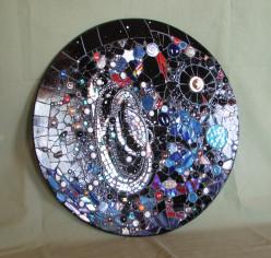 Celestial (a mosaic)