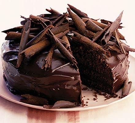 Chcolate Truffle Cake