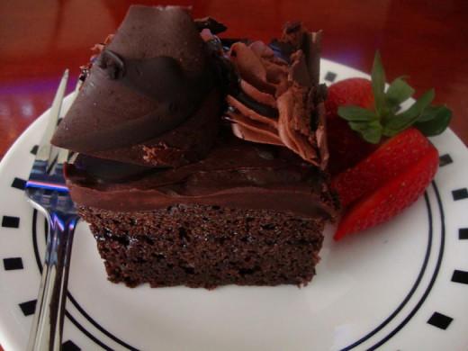 Chcolate Truffle Pastry