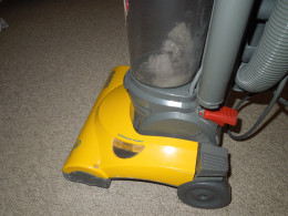 Eureka Bagless Upright Vacuum Cleaner
