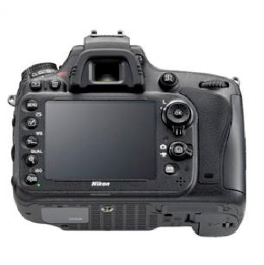 Nikon D600 screen